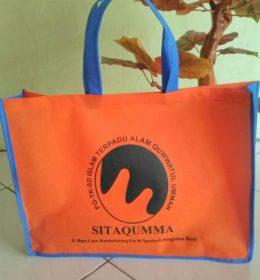Tas Spunbond Orange Sitaquma