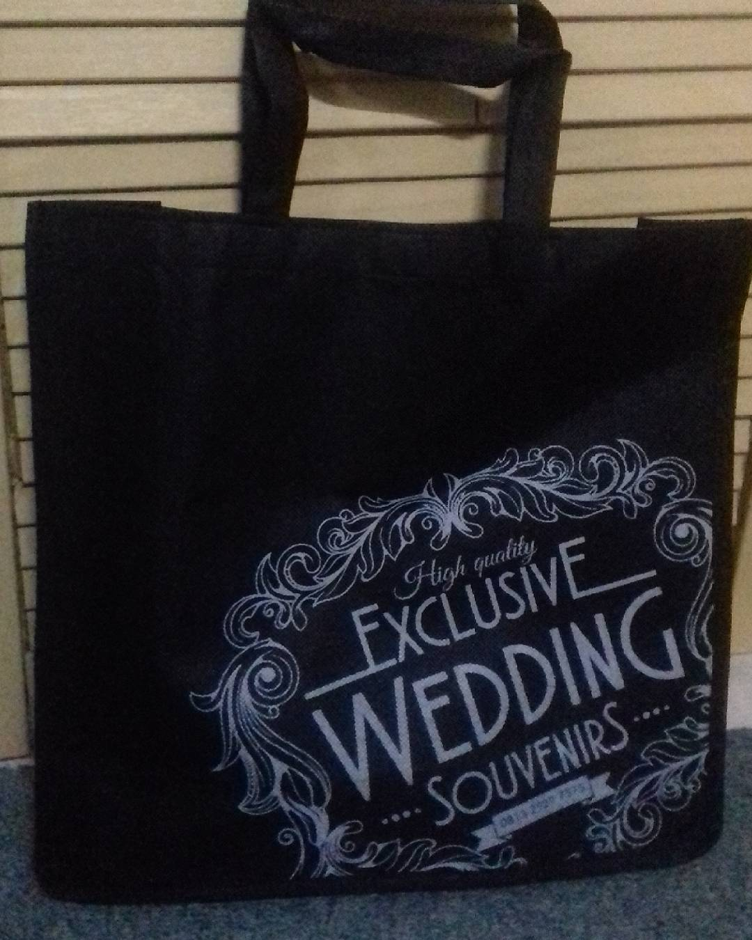 Tas Undangan Pernikahan Exclusive Souvenir