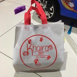 Berbagai Macam Fungsi dari Tas Spunbond tas spunbond khaira packing snack