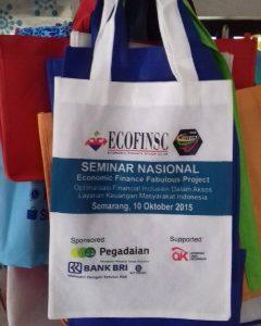 5 tips dalam memilih tas spunbond tas seminar kit berbahan spunbond/furing