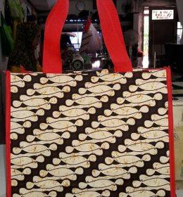 tas spunbond tas berkat batik full