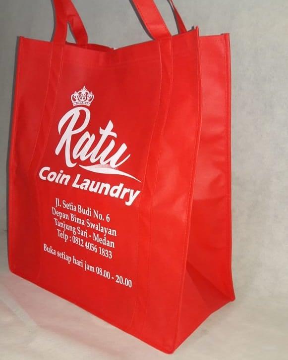 Tas Spunbond Laundry Ratu Coin Laundry