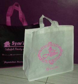 tas spunbond tas packing jilbab