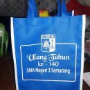 tas spunbond ulang tahun sekolah sma