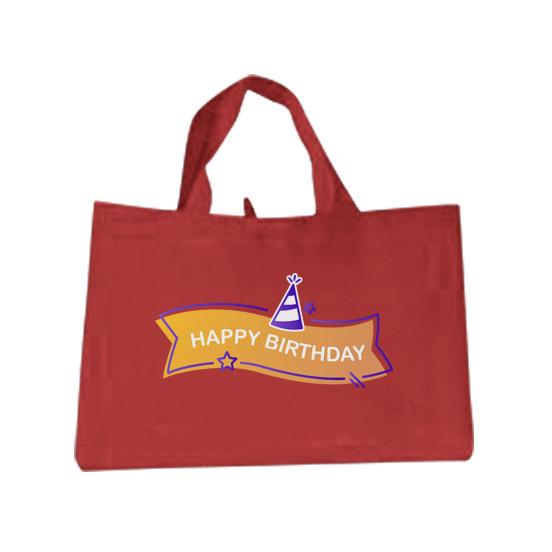 Goodie Bag Ulang Tahun GU504, tasspunbondid, tas spunbond, tas spunbond ulang tahun