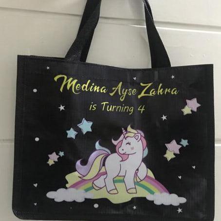 Goodie Bag Ulang Tahun GU514 pony