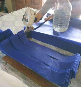 Lini Produksi Tas Belanja Spunbond