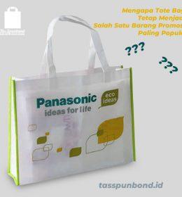 Mengapa Tote Bag Tetap Menjadi Salah Satu Barang Promosi Paling Populer tasspunbond.id