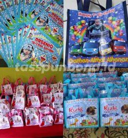 Suvenir Pesta Untuk Anak-Anak Goodie Bag tasspunbond.id