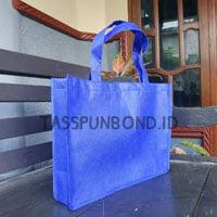 Tas Belanja PP Spunbond Dengan Sablon Logo
