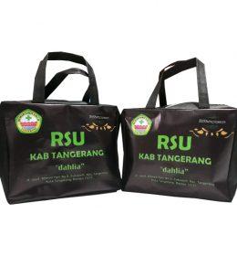 Tas RSU Kab Tangerang Dahlia, Tas spunbond