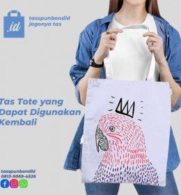 Tas Tote yang Dapat Digunakan Kembali tasspunbond.id
