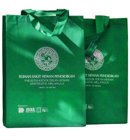 tas rumah sakit hewan pendidikan bahan spunbond