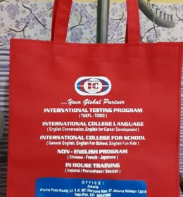 tas seminar kit test TOEFL