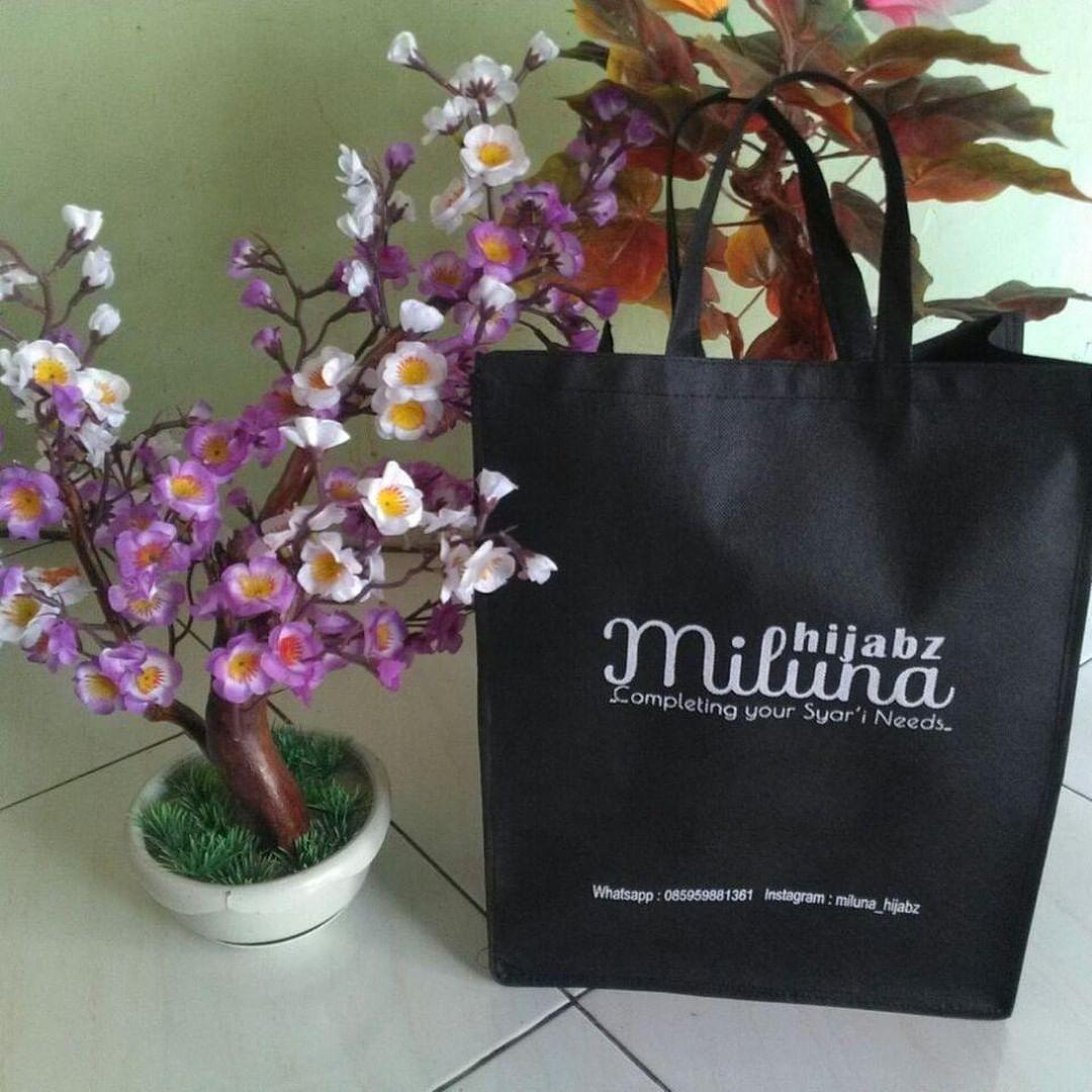 tas spunbond packing hijabz miluna