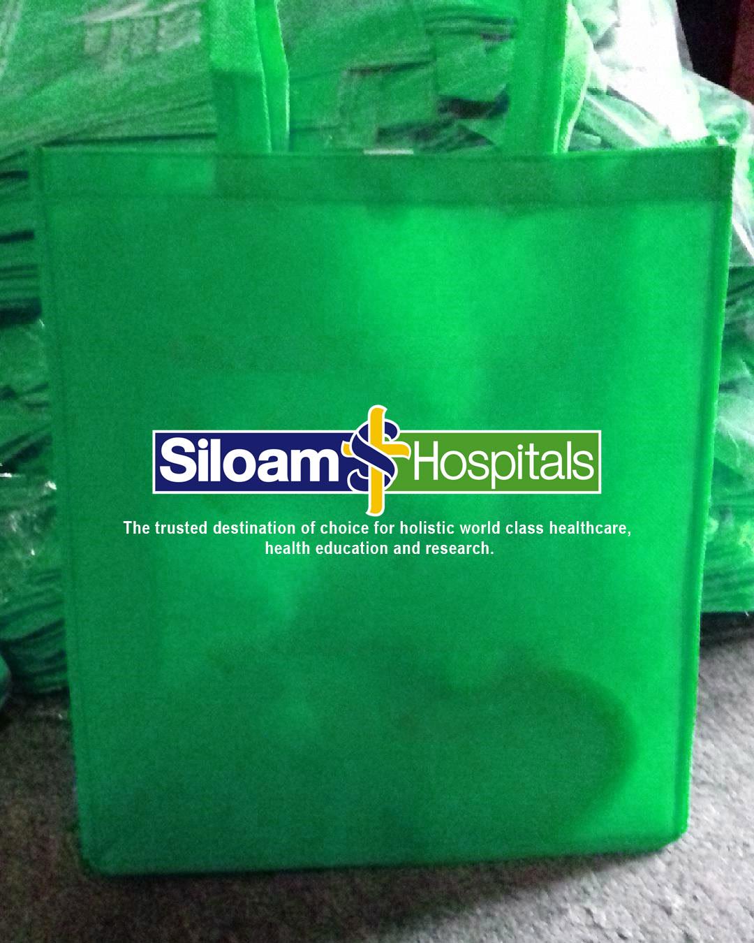 Tas Spunbond Rumah Sakit Siloam