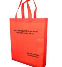 tas spunbond merah, tas spunbond seminar kit murah