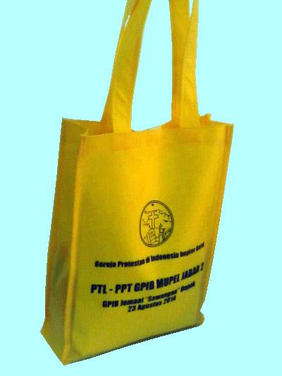Tas Seminar Kit PTL, tas seminar, tas souvenir seminar, tas spunbond, tas spunbond murah, tas jinjing, tas spunbond id